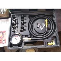 Проверка давления в системе смазки двигателя.