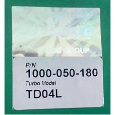Картридж турбины 1000-050-180/TD04L/VOLVO/ Jrone