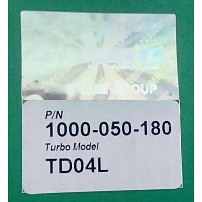 Картридж турбины 1000-050-180/TD04L/VOLVO/ Jrone Купить ✅ Реставрация ТКР