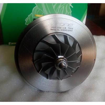 Картридж турбины 1000-050-118/TD04-09B/ Jrone Купить ✅ Реставрация ТКР