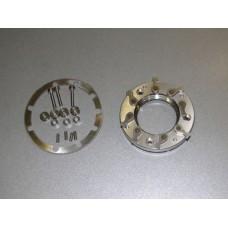 Геометрия турбины VNT GT15-2