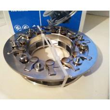 Геометрия турбины 434764-0001 AUDI A4/A6 TDI, AFB, AKN TDI V6,  2.5D