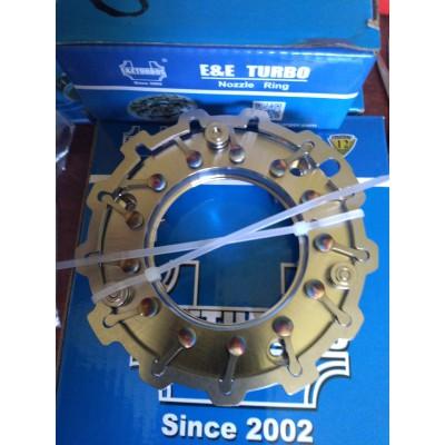 Геометрия турбины Volkswagen Crafter TDI, 2006-2009, 2.5L VNT TD04VG Купить ✅ Ремонт турбонагнетателей