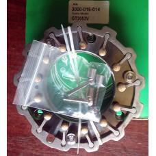 Геометрия турбины 3000-016-014/GT2052V/ AUDI, OPEL, SKODA, VW/ Jrone