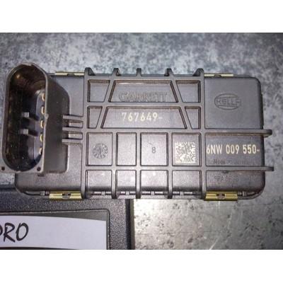 Сервопривод турбины G-88 767649- 6NW009550 Ford Jeep оригинал, Hella Купить ✅ настройка актуатора