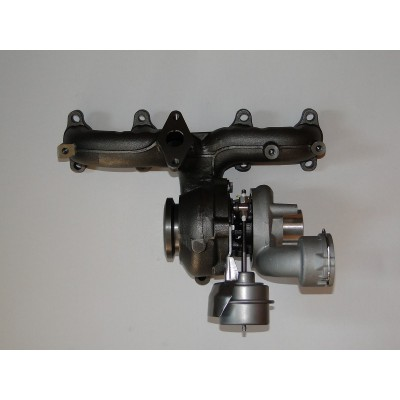 Турбина BV39-022 AUDI/Seat/Skoda/VW 1.9 TDI JRONE Купить ✅ Отремонтируем турбину